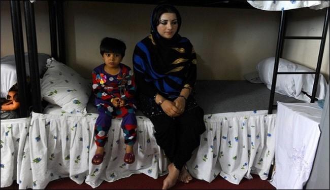 عکسهایی از داخل زندان زنان افغان