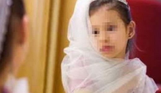 ازدواج ناکام پیرمرد عرب با دختر خردسال سوری!