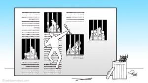 journalisten-Jouranlists-Iran-Cartoon-Assad-April-2016-600x338