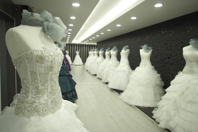 مرکز فروش لباس مجلسی سایز بزرگ در تهران